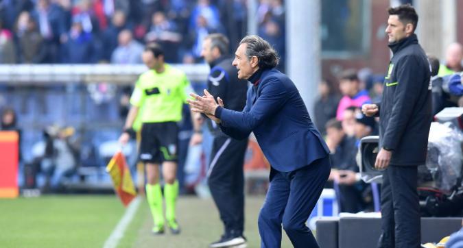 Genoa, Prandelli contro l'arbitro