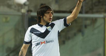 Serie B: il Brescia soffre, ma Romagnoli piega il Livorno 1-0