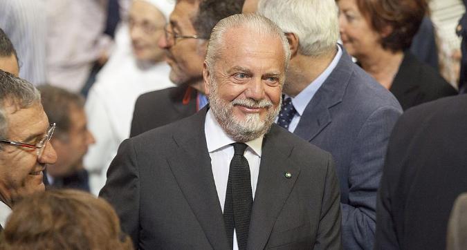 Napoli: De Laurentiis non ama i ritorni di fiamma, ma...