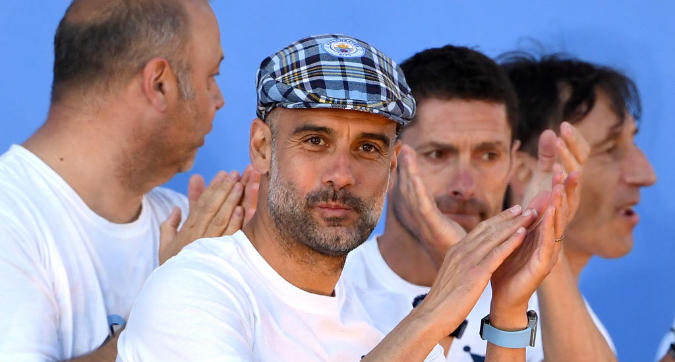 Guardiola dice no alla Superlega