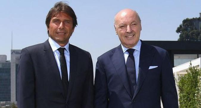 """Inter, Marotta: """"Icardi-Juve, disponibili a trattare. Lukaku, Barella e Dzeko obiettivi"""""""