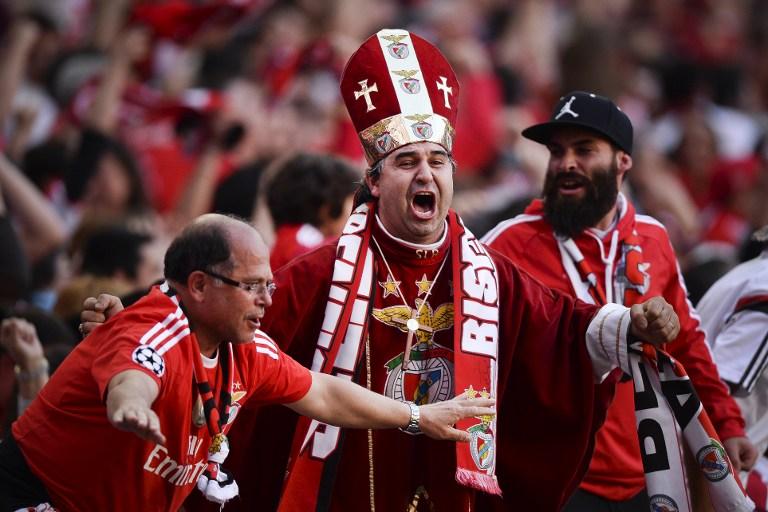 Il Benfica fa festa