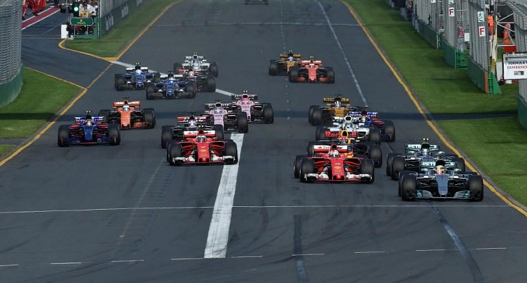 F1, Vettel e la Ferrari vincono in Australia