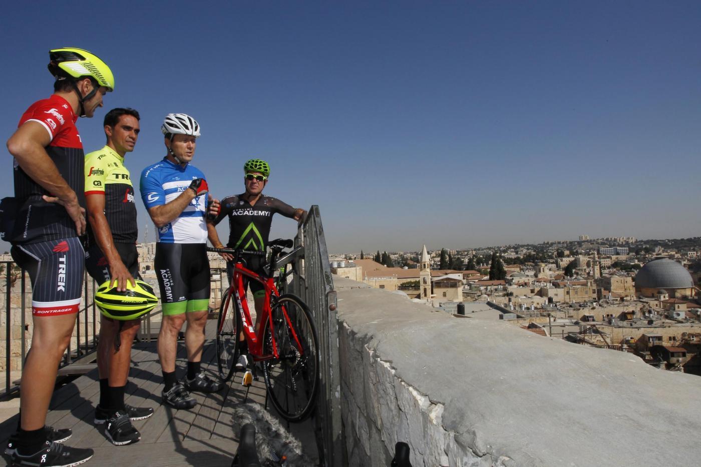 Giro 2018, il via da Gerusalemme: presentate le prime tre tappe