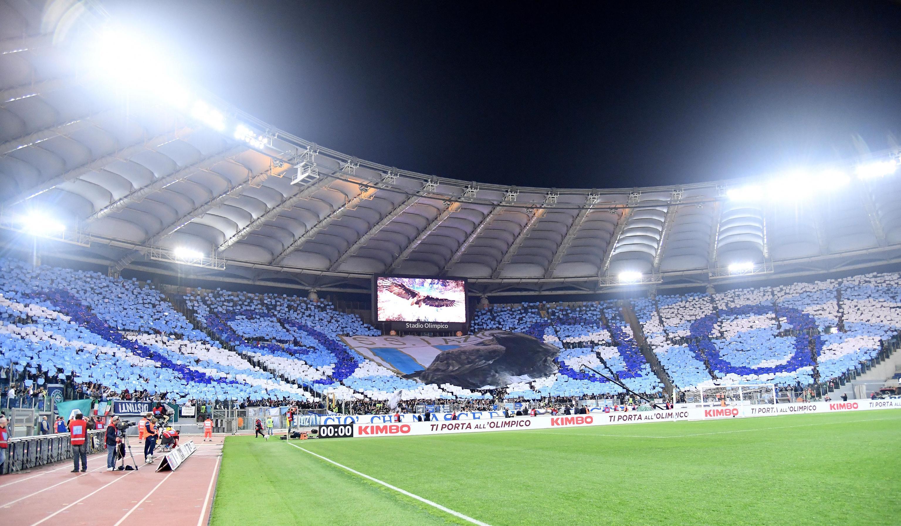 Le emozioni del derby di Roma