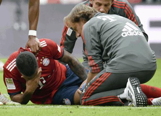 Bayern Monaco, gravi infortuni per Tolisso e Rafinha