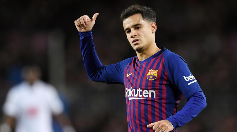 Coutinho, attaccante, pagato dal Barcellona 135 mln