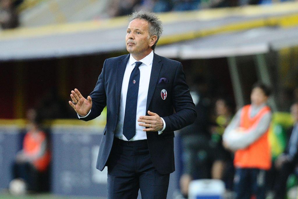 MIHAJLOVIC: nel 2008 la prima stagione in panchina a Bologna, è tornato 10 anni più tardi per centrare la salvezza