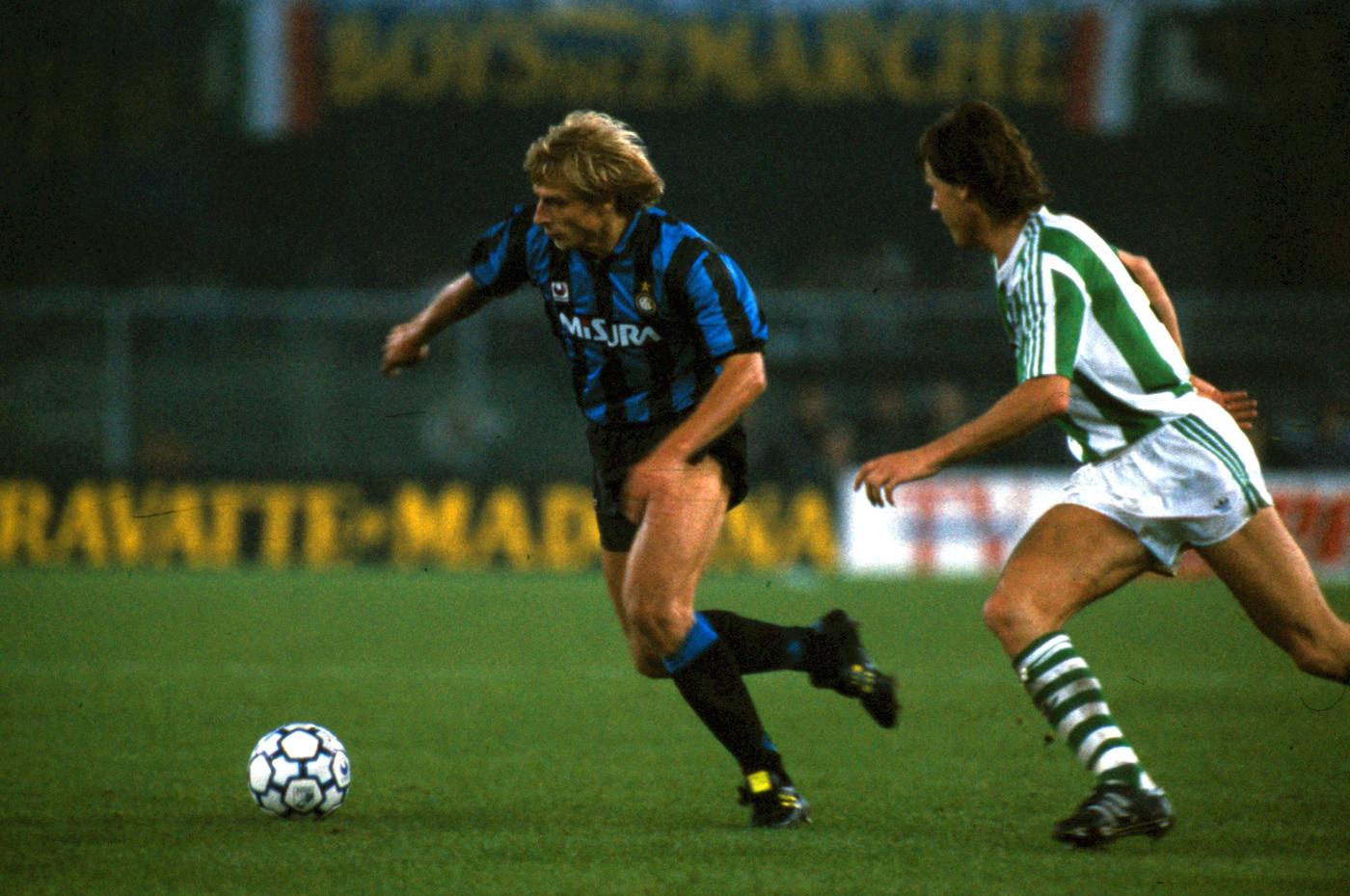 1989-1992: Inter
