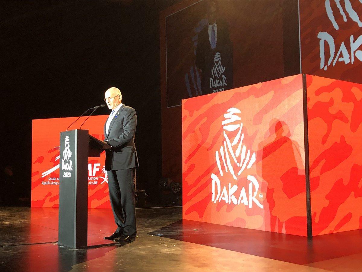 La Dakar si trasferisce in Arabia Saudita