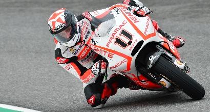 La Ducati Pramac con Spies alla guida, foto Afp