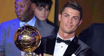 Cristiano Ronaldo, foto IPP