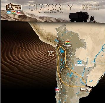 La Dakar 2015
