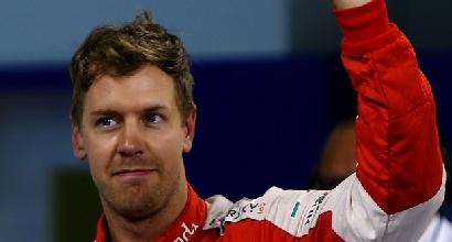 """Ferrari, Vettel: """"Ho azzeccato il giro"""""""