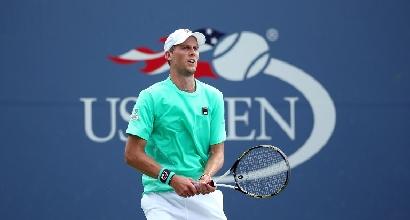 Us Open: Seppi al terzo turno, ora c'è Djokovic