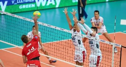 Volley, Champions: Modena e Trento, debutto vincente
