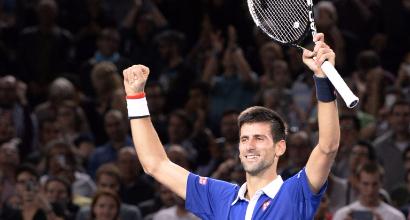 Atp Parigi: trionfa Djokovic, Murray si arrende