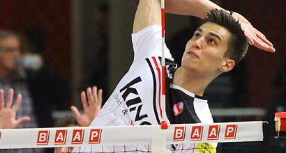 Volley, SuperLega: Modena cade a Trento, Civitanova in testa