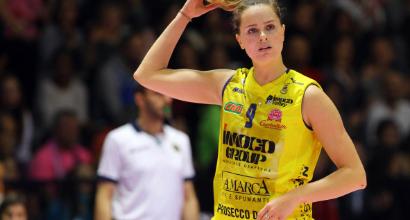 Volley, A1 femminile: Conegliano vince a Piacenza e va in fuga