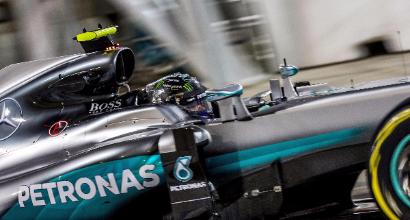 Rosberg, Foto Ansa
