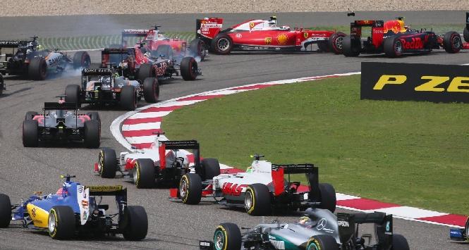 F1, le pagelle del GP di Cina