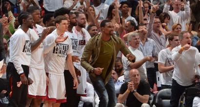 Nba, playoff: Miami non sbaglia, con Toronto sarà gara 7