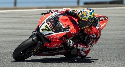 Superbike, Rea beffa Davies nelle libere 3 di Laguna Seca