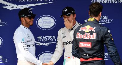 """F1 a Budapest, Rosberg: """"Qualifica impegnativa"""""""