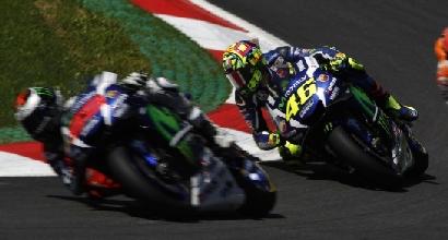 Lorenzo e Rossi (LaPresse)