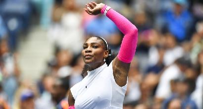 Us Open: vittoria record per Serena Williams contro la Larsson
