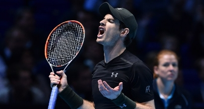 Murray, foto AFP