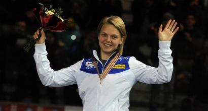 Europei short track, immensa Fontana: titolo europeo e stafetta
