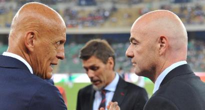 FIFA, Collina promosso presidente della commissione arbitrale