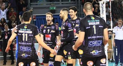 Volley, domani Lube-Modena per la gloria in Champions
