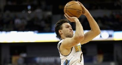 Nba, speranza playoff per Gallinari