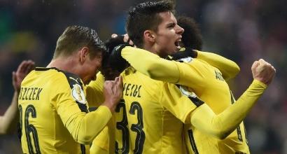 Coppa di Germania: tonfo Bayern