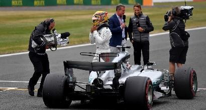 """F1, Hamilton: """"Dovrò tenere a bada chi mi sta dietro"""""""