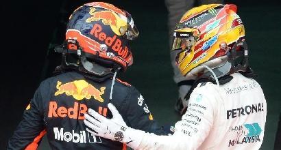 """F1, Verstappen: """"Vittoria incredibile, è fantastico"""""""