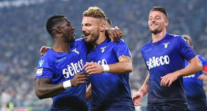 """Lazio, Immobile: """"Il gruppo è la nostra forza"""""""