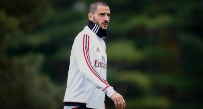 Bonucci tentato dal Manchester City: entourage e Milan smentiscono