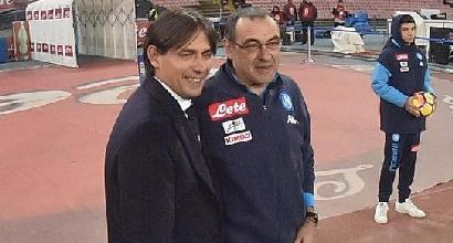 De Laurentiis su Sarri: