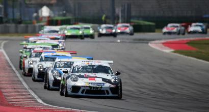 I pretendenti alla Porsche Carrera Cup Italia all'esame del Mugello