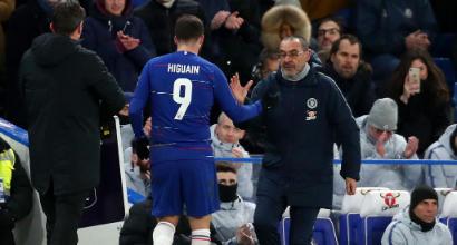 """Chelsea, Sarri tra autocritica e difesa: """"Io un sognatore, qui abituati al contropiede di Conte"""""""