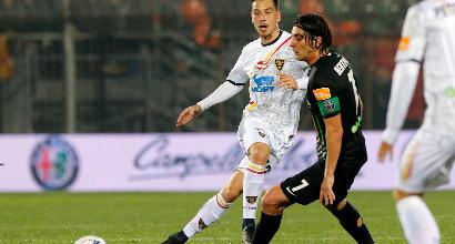 Serie B, Lecce bloccato a Venezia