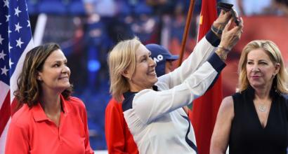"""Tennis, Navratilova contro le atlete trans: """"La competizione non è equa"""""""