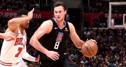 Nba: Gallinari riporta i Clippers al successo, gli Spurs travolgono New York