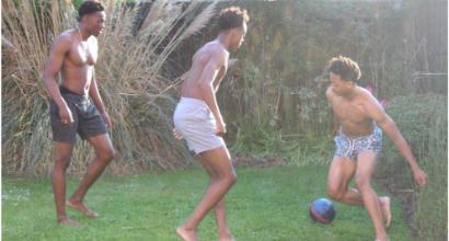 Incredibile famiglia Willock: tre fratelli (23, 21 e 20 anni) fanno i calciatori in tre squadre diverse