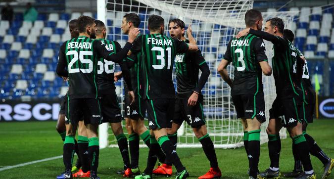 Serie A, Sassuolo-Chievo 4-0: show di Demiral e Berardi