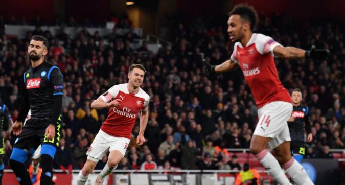 E. League: il Napoli cade a Londra