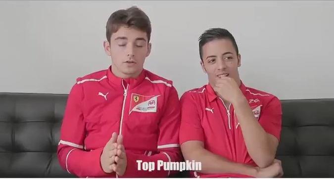 F1, Leclerc e l'#emojichallenge: che risate